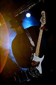 Jellybean Johnson American musician