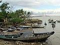 Jembatan Suramadu, view from Sukololilo Barat, Labang, Bangkalan - panoramio.jpg