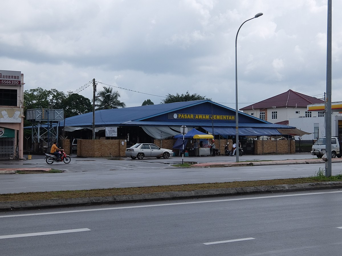Pasar Tradisional Wikipedia Bahasa Indonesia Ensiklopedia Bebas