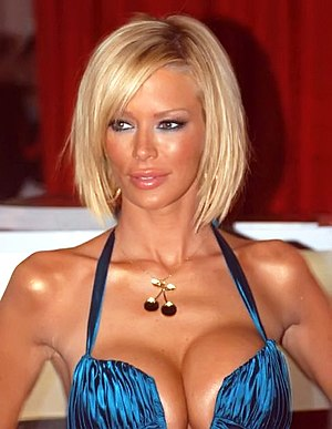 Jenna Jameson - Jameson at the AVN Adult Entertainment Expo on January 12, 2007