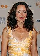 Jennifer Beals at GLAAD Awards cropped