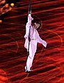 "Jeon Jung-kook performing ""Euphoria"" during Speak Yourself tour at Rose Bowl, Pasadena, 5 May 2019 09.jpg"