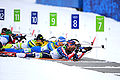Jeremy Teela in biathlon - men's pursuit at 2010 Winter Olympics 2010-02-16 2.jpg
