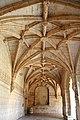 Jeronimos Monastery Cloisters, Belem, Portugal - panoramio (6).jpg