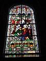 Jeumont (Nord, Fr) Église St.Martin, vitrail 11 Multiplication des pains.JPG