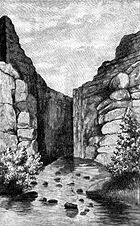 Jewish Encyclopedia Arnon Gorge
