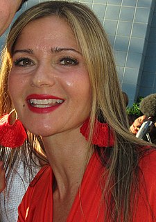 Jill Hennessy Canadian actress and singer
