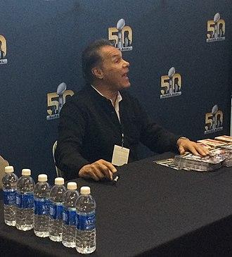 Jim Plunkett - Plunkett in 2016