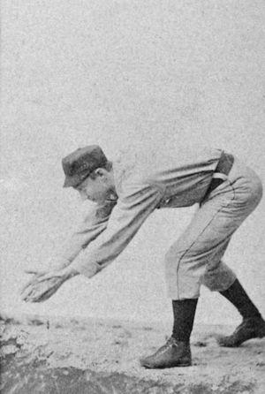 Jimmy McAleer - Image: Jimmy Mc Aleer baseball card crop