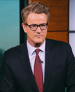 Joe Scarborough American cable news and talk radio host, lawyer, author, and former politician