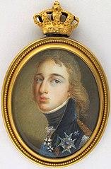 Gustaf IV Adolph, King of Sweden