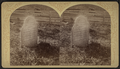 John Brown's Grave, (obverse) of headstone, by Stoddard, Seneca Ray, 1844-1917 , 1844-1917.png