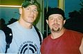 John Cena with Paul Billets.jpg