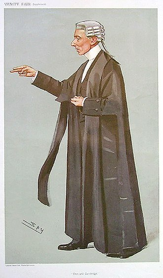 "John Rawlinson (footballer and MP) - ""Eton and Cambridge"" Rawlinson as caricatured by Spy (Leslie Ward) in Vanity Fair, January 1908"