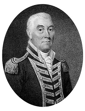 John Holloway (Royal Navy officer) - Image: John Holloway (1744 1826)
