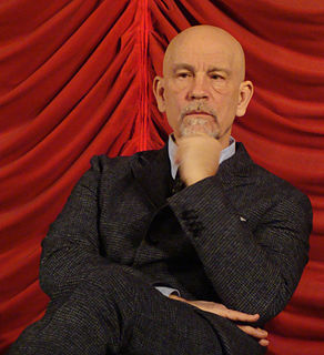 John Malkovich American actor, film producer and film director