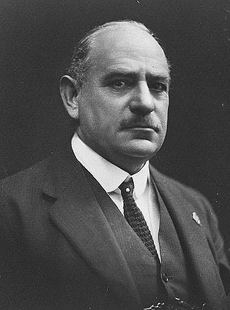 Monash University - The university's eponym, Sir John Monash