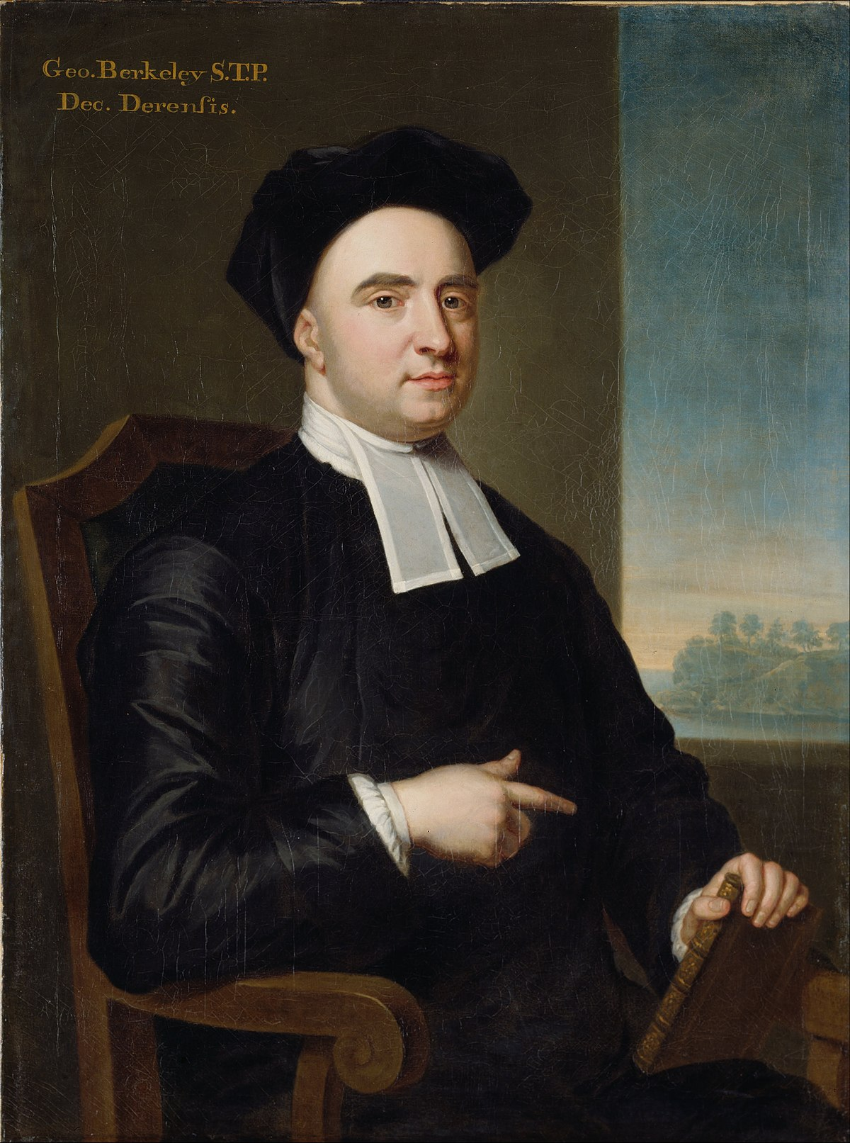 Writing a philosopher's life: The case of George Berkeley ...