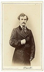 John Wilkes Booth CDV by CD Fredericks, c1862.jpg