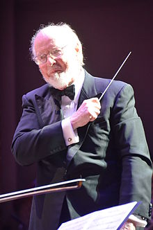 John Williams dirigira orkestrom Boston Pops (2011.)