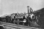 Macdonald's funeral train carried his remains on June 10, 1891, from Ottawa to Kingston.