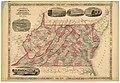 Johnson's Virginia, Delaware, Maryland & West Virginia. LOC lva0000096.jpg