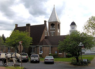 Jonesborough, Tennessee - Central Christian Church