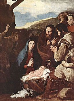 José de Ribera - Adoration of the Shepherds - Louvre.jpg