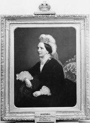 Josefina, 1807-1876, drottning , gift med Oskar I