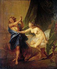 Joseph et la femme de Putiphar