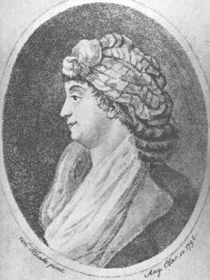 Ah! perfido - Josepha Duschek in 1796, when she was the first soloist of the concert aria