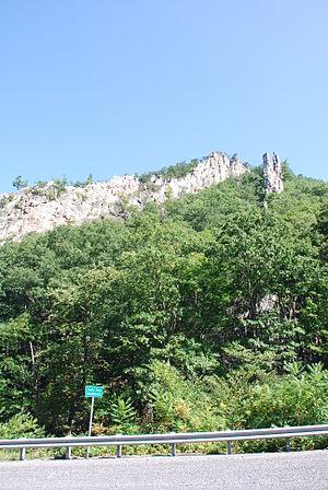 River Knobs (West Virginia) - Judy Rocks
