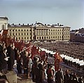 Juha Jernvall - Demonstration by the unions at the Senate Square during a general strike.jpg
