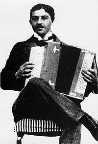 Foto av Carl Jularbo sannolikt taget någon gång under 1920-talet
