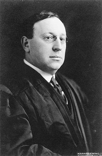 Julian Mack - Image: Julian William Mack, half length portrait c 1912