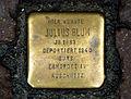 Julius Blum - Stolperstein.jpg