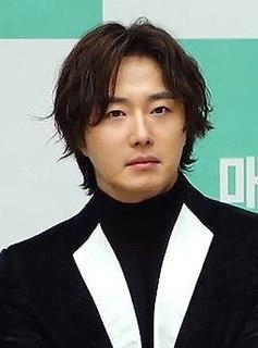 Jung Il-woo South Korean actor