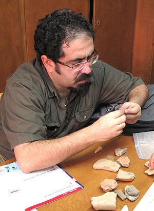 Kamyar Abdi - K.Abdi-Iranian archaeologist