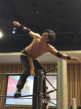 Kenzo Suzuki - Kenso in April 2016