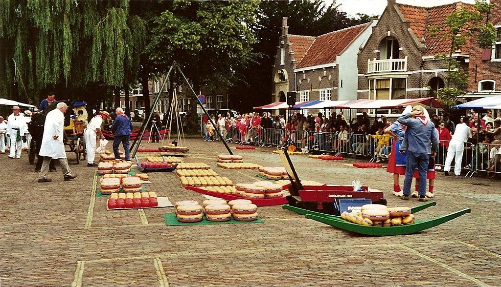 Kaasmarkt Edam