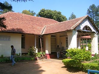 Kodagu district - Kalbane Yemmegundi palace
