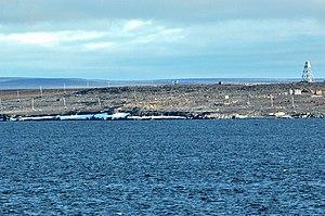 Cape Chelyuskin - Image: Kap Tscheljuskin 2 2012 08 05