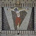 Kapel, een van de veertien kruiswegstaties, statie 12- Jezus sterft aan het kruis - Rosmalen - 20332341 - RCE.jpg