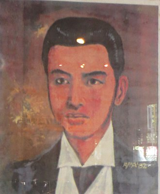 Santa Elena, Marikina - Kapitan Moy, the father of Marikina shoe industry.