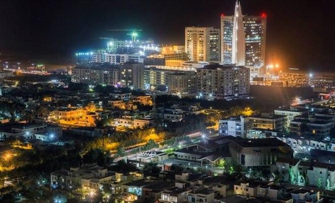 Karachi - A Sea Port and Business hub