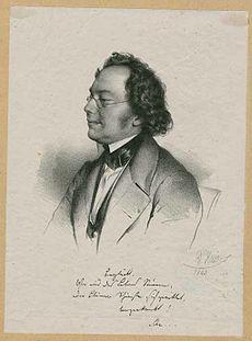 Karl Emil von Schafhäutl (Source: Wikimedia)