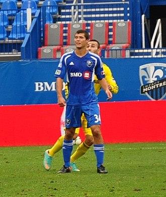Trois-Rivières Attak - Canadian International Karl Ouimette began his career with Trois-Rivières Attak.