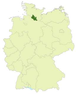 Oberliga Hamburg highest league in the German state of Hamburg, incorporating some of its surrounding districts