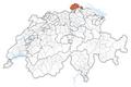 Karte Lage Kanton Schaffhausen 2009 2.png