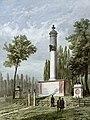 Kasteel Vaeshartelt, monument Willem II (album P Regout, 1860-70).jpg